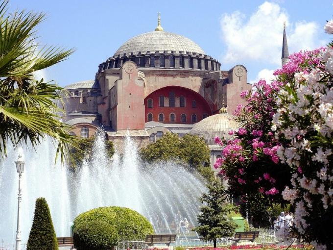 Время путешествий: Стамбул - город контрастов