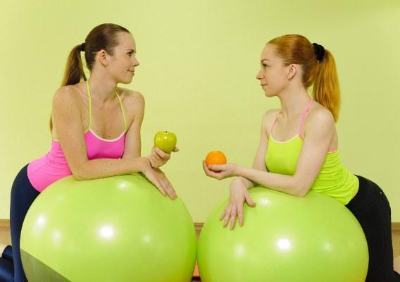 Как питаться при занятиях фитнесом