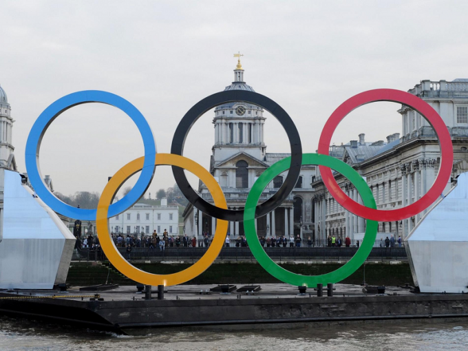 Кто придумал олимпийские кольца