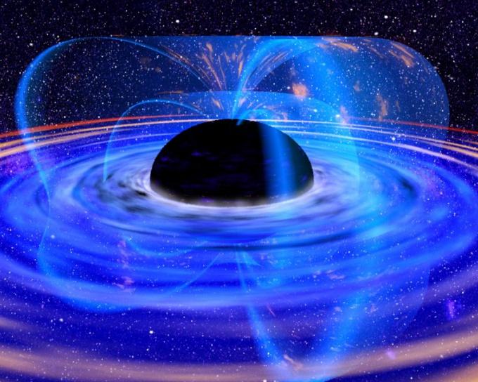 Как узнать средний вес черной дыры