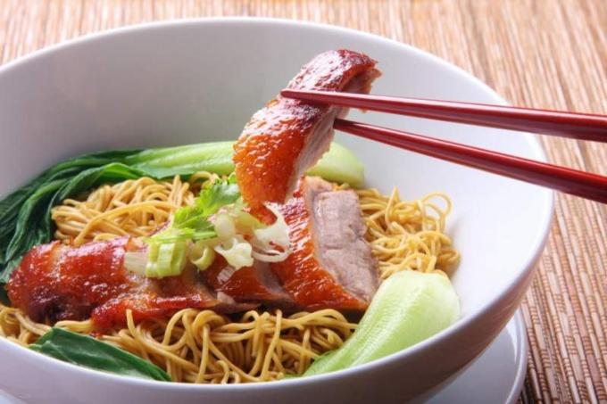 Чем опасна китайская еда