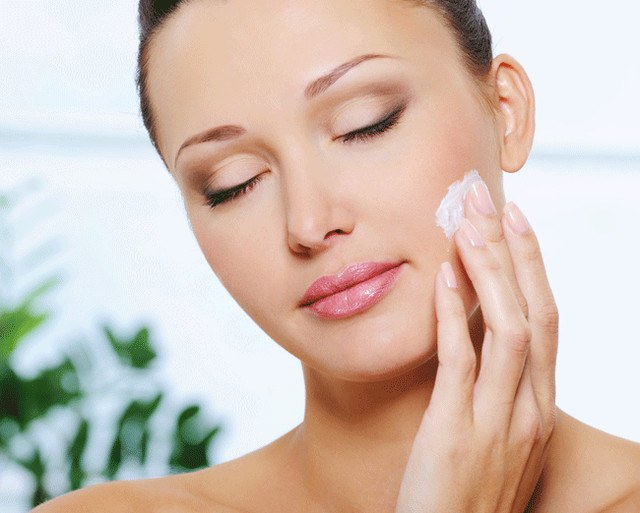 Features of care for sensitive skin