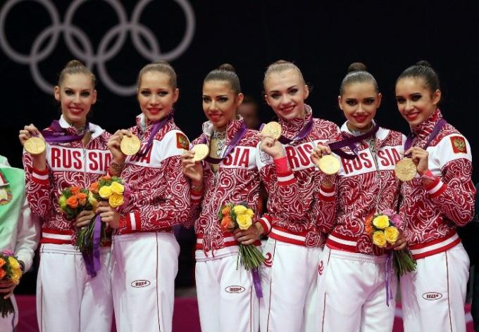 Кого признают самыми красивыми спортсменами Олимпийских игр в Лондоне