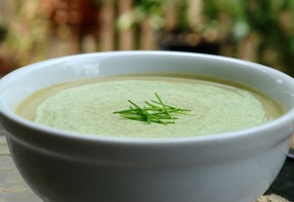 Как готовить кабачковый суп-пюре