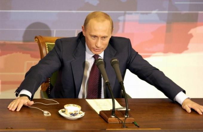 Почему упал рейтинг Путина