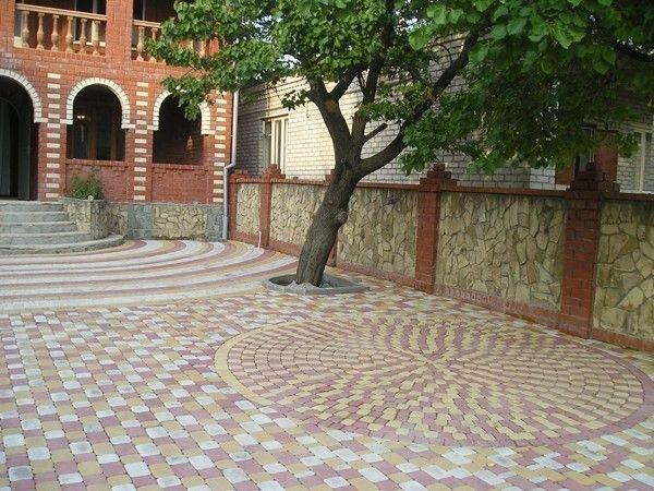 Почему асфальт в Москве заменит тротуарная плитка