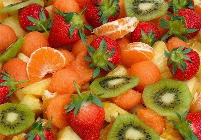 Как готовить сладкий салат с апельсинами