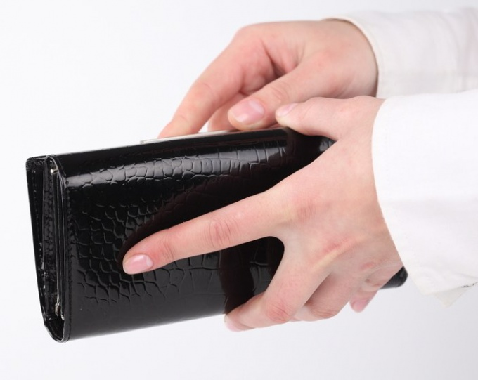 Как выбрать мужской кошелек