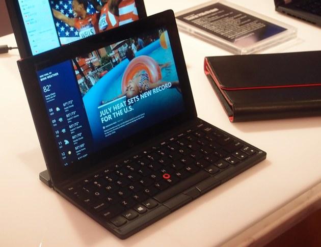 Где купить новый планшет ThinkPad