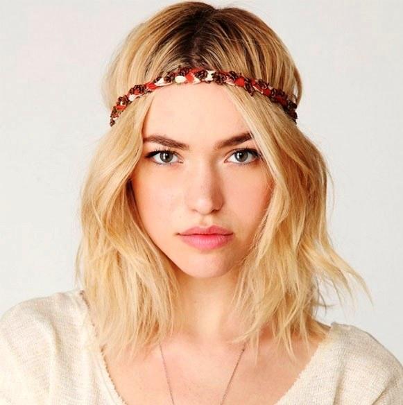 Как подобрать модные аксессуары для волос