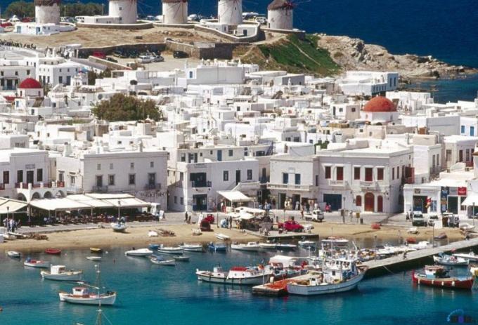 Как из Мармариса попасть на Родос без визы