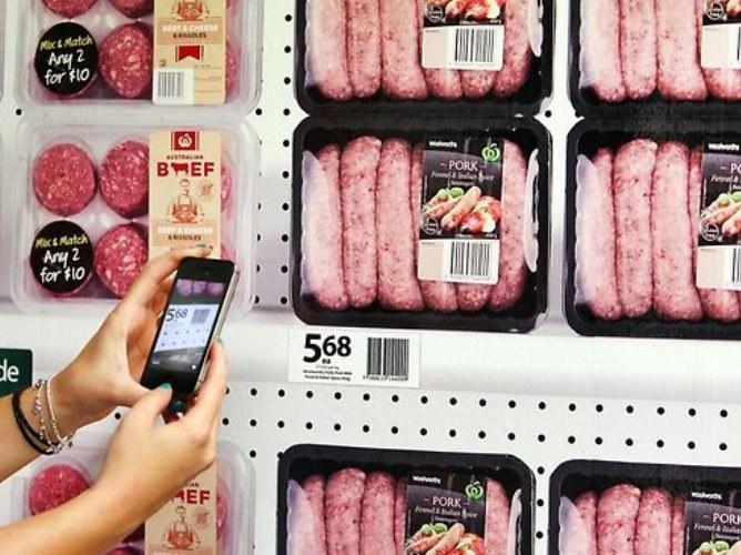 Как устроен виртуальный супермаркет в Лондоне