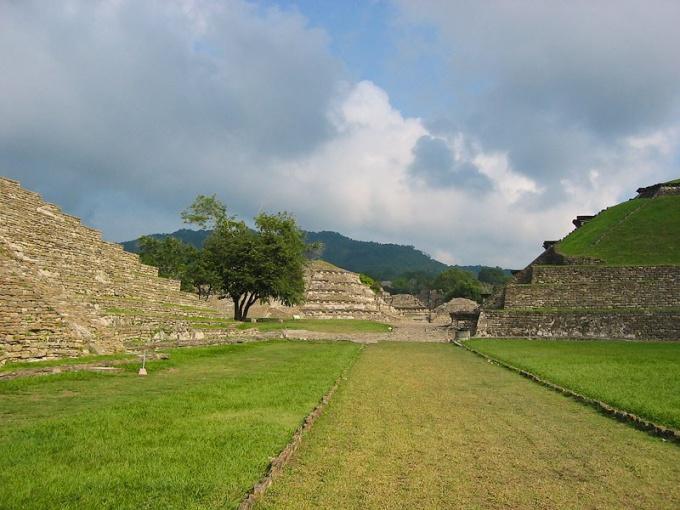 Как археологи обнаружили Пирамиду Дьявола