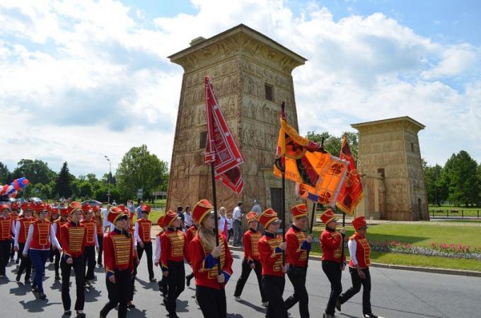 Как отмечают День российской гвардии