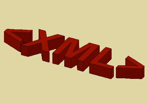 Как отобразить xml