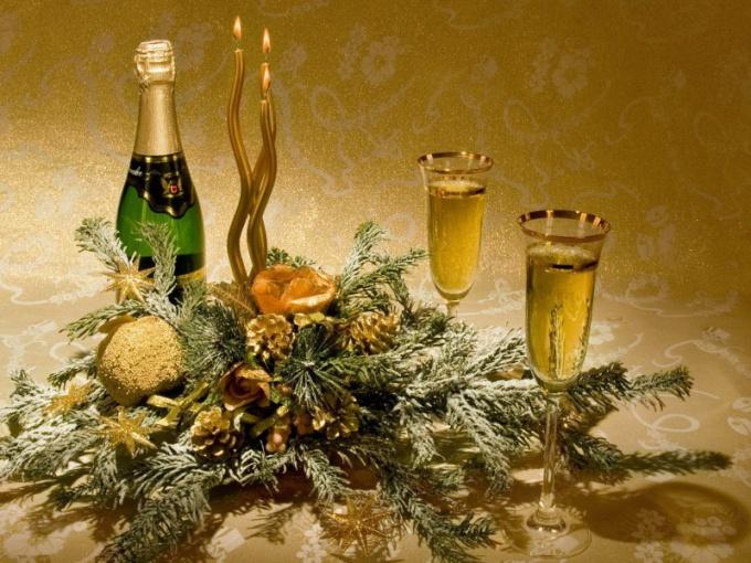 Кто придумал шампанское