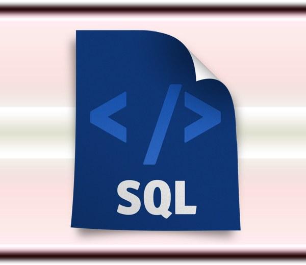 Как залить файлы sql