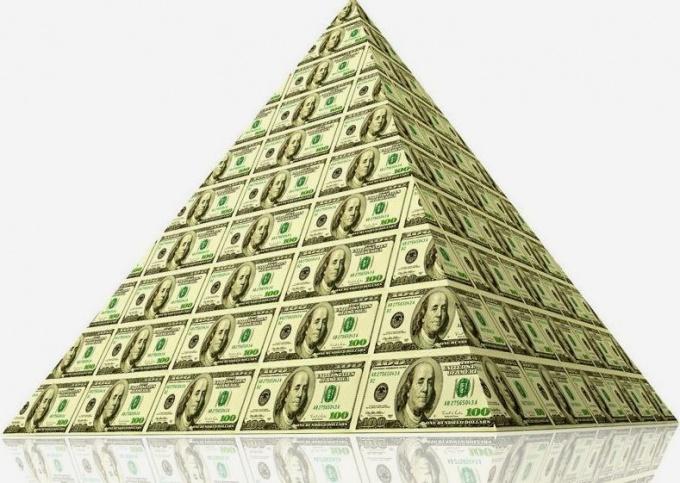 Как действует пирамида Мавроди