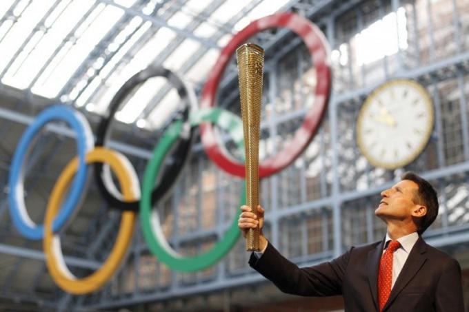 Кто выступил на открытии Олимпиады