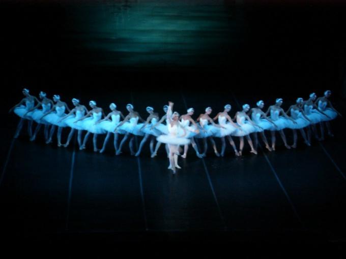 Как посмотреть балет в интернете