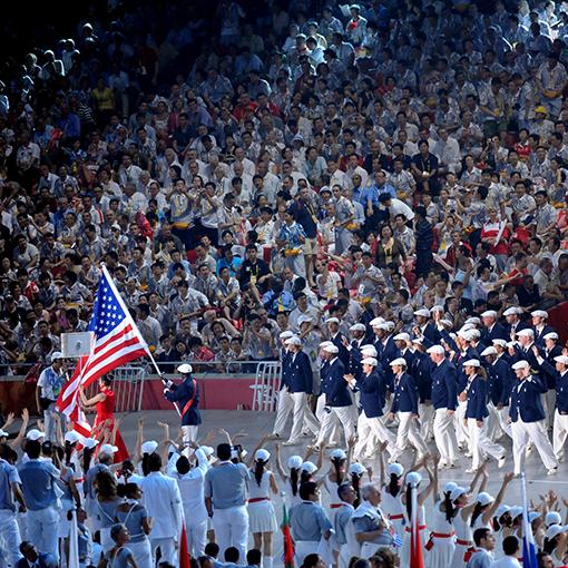 Почему американский сенатор предложил сжечь олимпийскую форму