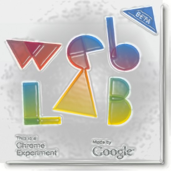 Как пользоваться Chrome Web Lab