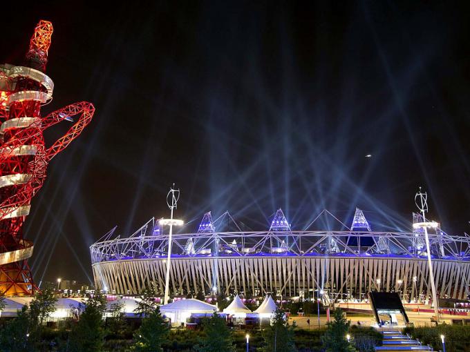 Как прошло открытие Олимпиады в Лондоне