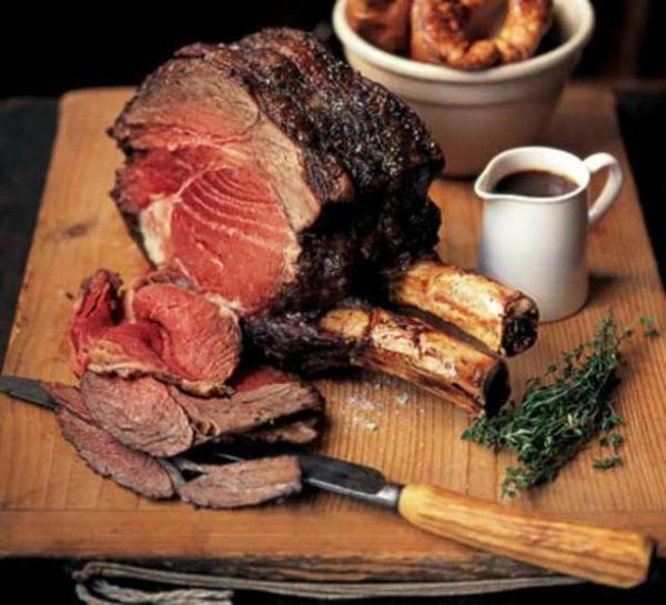 Как приготовить говядину по английскому рецепту