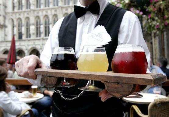Как попасть на пивной уик-энд в Брюсселе