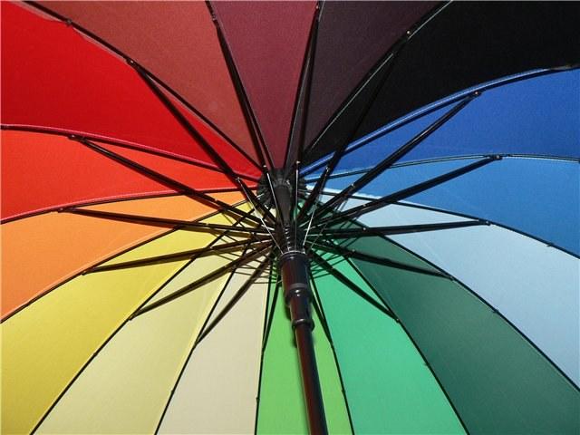 How to repair an umbrella the machine