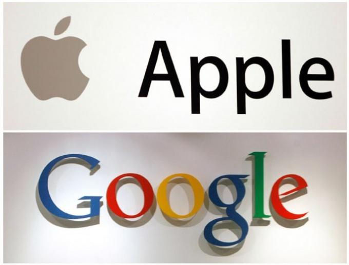 """О чем ведут """"секретные"""" переговоры Apple и Google"""