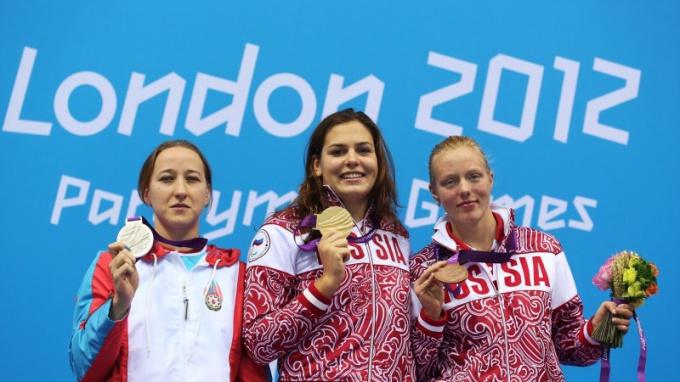 Как выступила Россия на Параолимпийских играх
