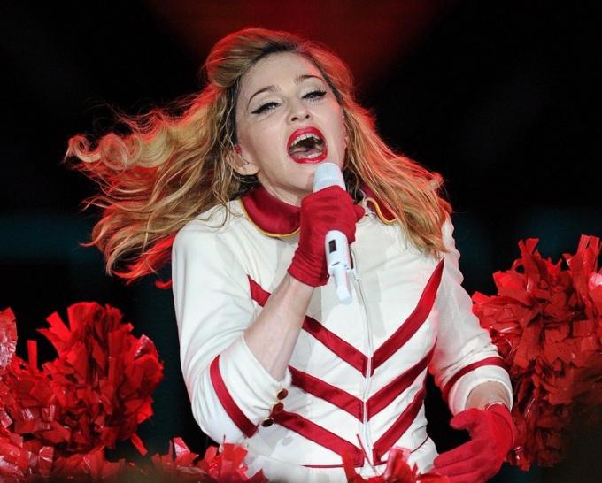 Как прошел концерт Мадонны в Москве