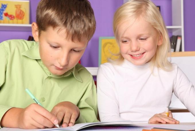 Как оформить учебное расписание