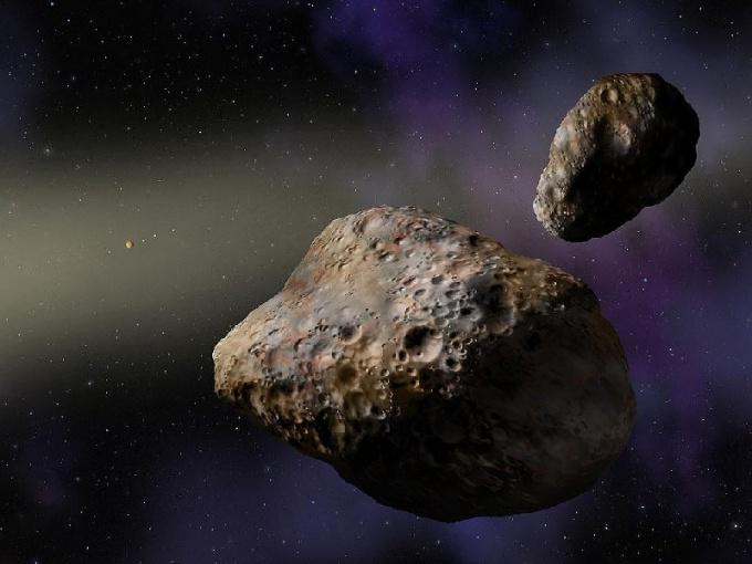 Когда ожидается приближение астероида к Земле
