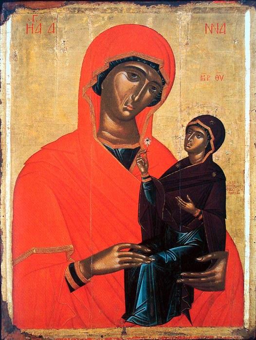 Как отмечаютУспение праведной Анны православные