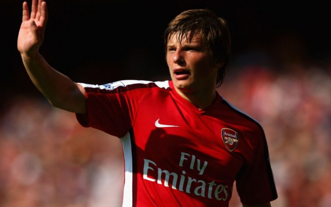 Where to play Andrey Arshavin in the new season