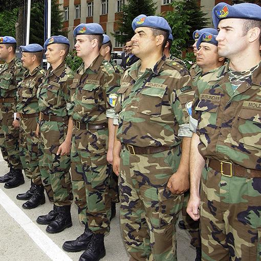 Как проходит День Национальной армии Республики Молдова