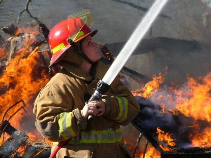 Из-за чего произошел пожар в Хамовниках