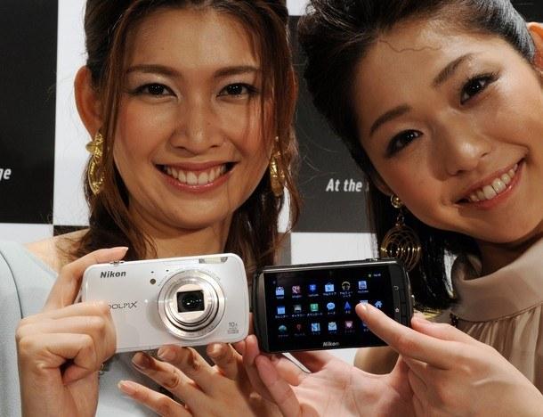 Сколько стоит фотоаппарат Nikon для Android