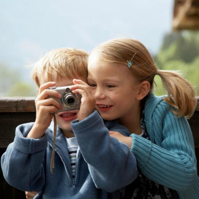 Выбор фотоаппарата для любительской съемки