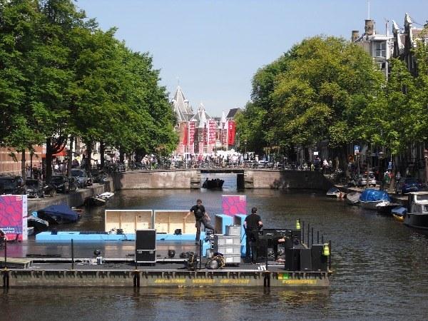 """Как попасть на фестиваль """"Водная музыка"""" в Амстердаме"""