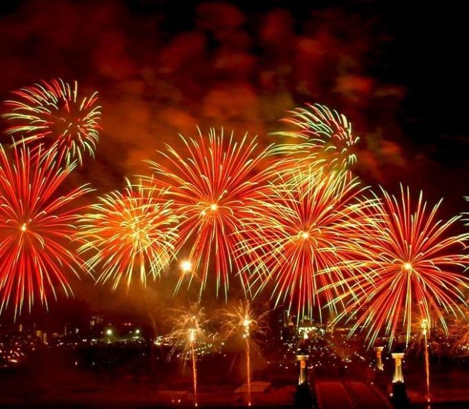 Как попасть на Международный фестиваль фейерверков в Ганновере