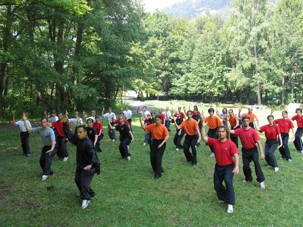"""Как попасть на Международный фестиваль традиционной китайской гимнастики """"Тайцзицюань"""""""