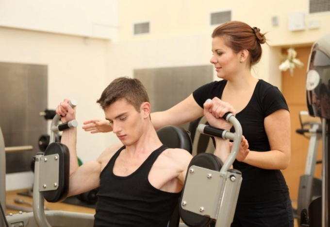 How to count the heart rate on exercise