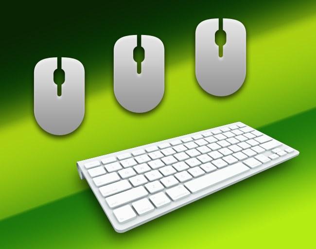 Как заменить мышь клавиатурой