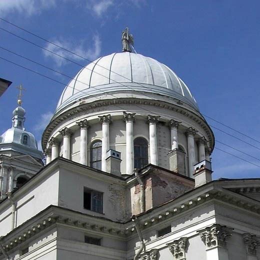 Как ограбили храмы в Санкт-Петербурге