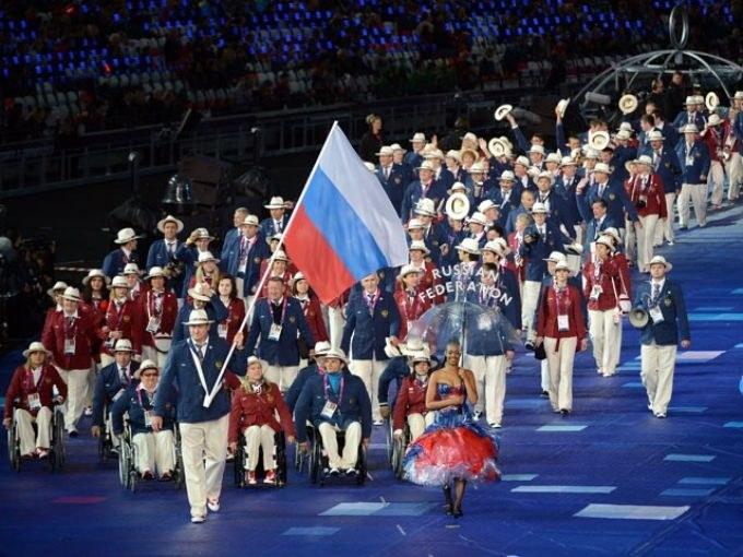 Как прошло открытие Паралимпийских игр в Лондоне