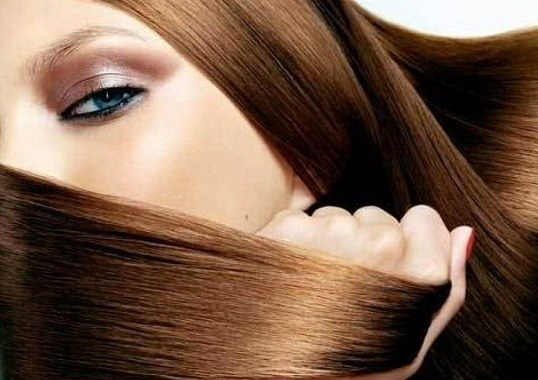 How to make hair glazing at home