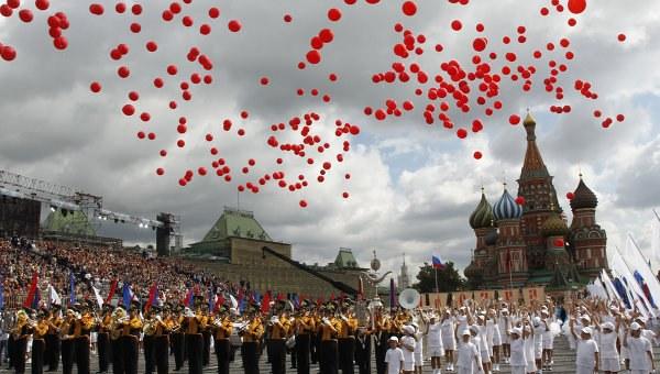 Как прошло 865-летие Москвы